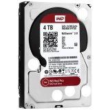 HDD Desktop WD Red Pro (3.5', 4TB, 64MB, 7200 RPM, SATA 6 Gb/s)
