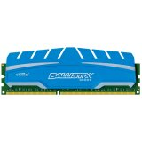 Crucial DRAM 8GB DDR3 1866 MT/s (PC3-14900) CL10 @1.5V Ballistix Sport XT UDIMM 240pin, EAN: 649528765178