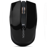 CANYON Mouse CNS-CMSW5 (Wireless, Optical 800/1280 dpi, 4 btn, USB, power saving technology), Black
