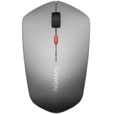 CANYON Mouse CNS-CMSW4 (Wireless, Optical 800/1600 dpi, 4btn, USB, power saving technology), Iron Gray