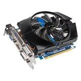 GIGABYTE Video Card GeForce GT 740 GDDR5 2GB/128bit, 1072MHz/5000MHz, PCI-E 3.0 x16, HDMI, 2x DVI-D, VGA, Cooler(Double Slot), Retail