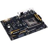 GIGABYTE Main Board Desktop X99 (LGA2011-3 ,DDR4,USB3.0/USB2.0,RAID,LAN,SATAIII/SATA Express/M.2) ATX Retail