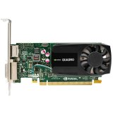 NVIDIA Video Card Quadro K620 DDR3 2GB/128bit, 384 CUDAÂŽ Cores, PCI-E 2.0 x16, DVI-I, DP, Cooler, Single Slot, Low Profile (DP-DVI-I Cable, DVI-I-VGA Adapter, Full Size and Low Profile Bracket incuded)