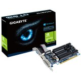 GIGABYTE Video Card GeForce GT 610 DDR3 1GB/64bit, 810MHz/1333MHz, PCI-E 2.0 x16, HDMI, DVI-I, VGA, Cooler, Low-profile, Retail