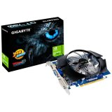 GIGABYTE Video Card GeForce GT 730 GDDR5 2GB/64bit, 902MHz/5000MHz, PCI-E 2.0 x16, HDMI, DVI-D, VGA, Cooler(Double Slot), Retail