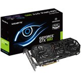 GIGABYTE Video Card GeForce GTX 980 GDDR5 4GB/256bit, 1178MHz/7000MHz, PCI-E 3.0 x16, HDMI, 2x DVI, 3xDP, WINDFORCE 3X Cooler(Double Slot), Retail
