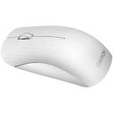 CANYON Mouse CNS-CMSW3 (Wireless, Optical 800/1600 dpi, 3 btn, USB, power saving technology), White
