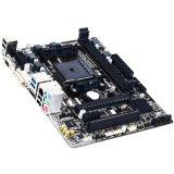 GIGABYTE Main Board Desktop AMD A68 (SFM2+,DDR3,DVI/VGA/HDMI,USB3.0/USB2.0,SATA III,RAID,LAN) mATX Retail