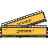 Crucial DRAM 16GB Kit (8GBx2) DDR3 1600 MT/s (PC3-12800) CL8 @1.5V Ballistix Tactical UDIMM 240pin, EAN: 649528757661