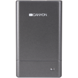CANYON Combo CNE-CMB1 (3 port USB,MultiCardReader: SD/SDHC/MMC/RS MMS/mini SD/M2/MS/MSP/MSD/MS ProDuo/microSD(T-Flash) ) USB 2.0, Gray