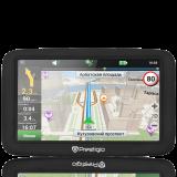 PRESTIGIO GPS Navigator GeoVision 5055 (5'', CPU MSTAR 2531A 800MHz, 480x272,4GB,128MB RAM,Navitel software, preinstalled maps of Poland,Lithuania,Latvia,Estonia)