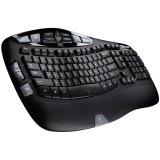 LOGITECH Wireless Keyboard K350 - EMEA Business - Croatian layout