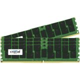 Crucial DRAM 64GB Kit (16GBx4) DDR4 2133 MT/s (PC4-17000) CL15 DR x4 ECC Registered DIMM 288pin, EAN: 649528767523
