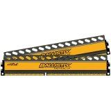Crucial DRAM 16GB kit (8GBx2) DDR3 1600 MT/s (PC3-12800) CL8 @1.35V Ballistix Tactical LP UDIMM 240pin, EAN: 649528762948