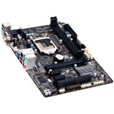 GIGABYTE Main Board Desktop iB85 (S1150,DDR3,VGA/HDMI/DVI,USB3.0/USB2.0,LAN,SATAIII/SATAII) mATX Retail