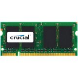 Crucial RAM 8GB DDR3 1333 MT/s  (PC3-10600) CL9 SODIMM 204pin 1.35V/1.5V for Mac
