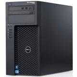 Dell Precision T1700; MiniTower; Xeon E3-1246v3; HDD 1TB/7200 SATA; MEM 8GB DDR3; Nvidia Quadro K620 2GB; DVDRW; Card reader; Win7Pro64(Win8.1); Tipkovnica, Mis, 36 mj. Warr.