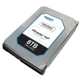 HDD Server HGST Ultrastar HE8 (3.5'', 8TB, 128MB, 7200 RPM, SATA 6Gb/s)