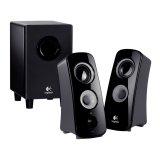 LOGITECH Audio System 2.1 Z323 - EMEA - BLACK