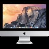 Apple iMac 21.5-inch16, 2.7GHz Quad-core Intel Core i5, Turbo Boost up to 3.2GHz,16GB 1600MHz DDR3 SDRAM-2x8GB, Intel Iris Pro Graphics, 1TB Serial ATA Drive @ 5400 rpm, Apple Mouse, Apple Keyboard with numeric keypad (Italian)