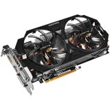 GIGABYTE Video Card AMD Radeon R9 380 GDDR5 2GB/256bit, 980MHz/5500MHz, PCI-E 3.0 x16, DP, HDMI, 2xDVI, WINDFORCE 2X Cooler(Double Slot), Retail