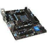 MSI Main Board Desktop AMD A88X (SFM2+,DDR3,SATA III,RAID,GLAN,USB2.0,USB3.0,VGA,HDMI,DVI) mATX Box