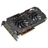 GIGABYTE Video Card AMD Radeon R9 390X GDDR5 8GB/512bit, 1050MHz/6000MHz, PCI-E 3.0 x16, HDMI, DVI-D, 3xDP, WINDFORCE 2X Cooler(Double Slot), Retail