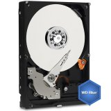 HDD Desktop WD Blue (3.5', 6TB, 64MB, 5400 RPM, SATA 6 Gb/s)