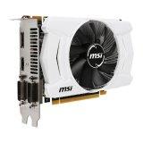 MSI Video Card GeForce GTX 950 GDDR5 2GB/128bit, 1076MHz/6610MHz, PCI-E 3.0 x16, HDMI, 2xDVI, DP, Armor Fan Cooler(Double Slot), Retail