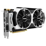 MSI Video Card GeForce GTX 960 GDDR5 4GB/128bit, 1178MHz/7010MHz, PCI-E 3.0 x16, HDMI, DVI-I, 3xDP, Armor 2X Fan Cooler (Double Slot), Retail
