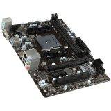 MSI Main Board Desktop AMD A68H (SFM2+,DDR3,SATA III,RAID,USB3.0/USB2.0,GLAN,VGA,HDMI) mATX Retail