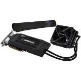 GIGABYTE Video Card GeForce GTX 980 GDDR5 4GB/256bit, 1228MHz/7000MHz, PCI-E 3.0 x16, HDMI, 2x DVI, 3xDP, WATERFORCE Water Cooling System(Double Slot), Retail