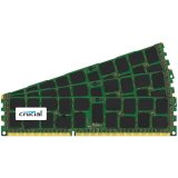 CRUCIAL 48GB kit (16GBx3) DDR3 PC3-12800 Registered ECC 1.35V