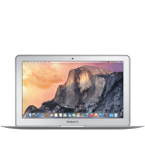 Apple MacBook Air 11-inch 1.6Ghz Dual-core Intel Core i5, Turbo Boost up to 2.7Ghz, Intel HD Graphics 6000, 4GB memory, 256GB flash storage SSD, Backlit Keyboard (CRO/BOS) / User's Guide (CRO/BOS)