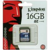 Kingston 16GB SDHC Class 4 Flash Card Amazon EMEA, EAN: 740617167382