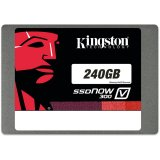 Kingston 240GB SSDNow V300 SATA 3 2.5 (7mm height) w/Adapter Bulk 10-unit min, EAN: 740617212723