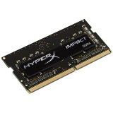 Kingston DRAM 8GB 2400MHz DDR4 CL14 SODIMM HyperX Impact, EAN: 740617242515