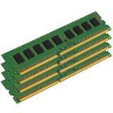 Kingston DRAM 32GB 1600MHz DDR3L ECC CL11 DIMM (Kit of 4) 1.35V, EAN: 740617230147