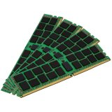 Kingston DRAM 16GB 1600MHz DDR3L ECC Reg CL11 DIMM (Kit of 4) 1Rx8 1.35V Intel, EAN: 740617228939