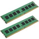 Kingston DRAM 16GB 2133MHz DDR4 Non-ECC CL15 DIMM (Kit of 2) 2Rx8, EAN: 740617248906