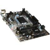 MSI Main Board Desktop B150 (S1151,DualDDR4,PCI-Ex16,PCI-Ex1 USB3.1,USB2.0,SATA III,DVI,GLAN) mATX Retail