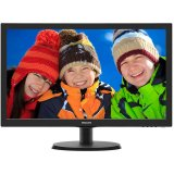 Monitor LED PHILIPS V-Line 223V5LHSB2/00 (21.5'', TN, 16.9, 1920x1080, 5ms, 10M:1, 200 cd/m2, VGA, HDMI, VESA) Black