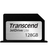 TRANSCEND Flash Card, JetDrive Lite, 128GB, for MacBook Pro (Retina)13', Late 2012, Early 2013, Late 2013, Mid 2014, MLC flash, R/W: 95/60 MB/s