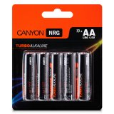 CANYON NRG alkaline battery AA, 10pcs/pack