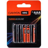 CANYON NRG alkaline battery AAA, 10pcs/pack
