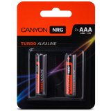 CANYON NRG alkaline battery AAA, 2pcs/pack