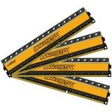 Crucial DRAM 16GB kit (4GBx4) DDR3 1600 MT/s (PC3-12800) CL8 @1.35V Ballistix Tactical LP UDIMM 240pin, EAN: 649528762955