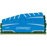 Crucial DRAM 8GB Kit (4GBx2) DDR3 1600 MT/s (PC3-12800) CL9 @1.5V Ballistix Sport XT UDIMM 240pin Single Ranked, EAN: 649528769015