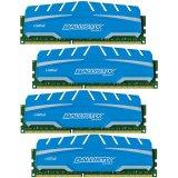Crucial DRAM 16GB Kit (4GBx4) DDR3 1866 MT/s (PC3-14900) CL10 @1.5V Ballistix Sport XT UDIMM 240pin, EAN: 649528765291