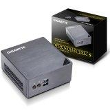 GIGABYTE BRIX kit Intel Core i3-6100U, 2x DDR3L 1.35V SODIMM (max 16GB), 2.5